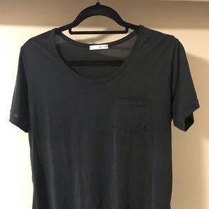Oak + Fort t-shirt with pocket